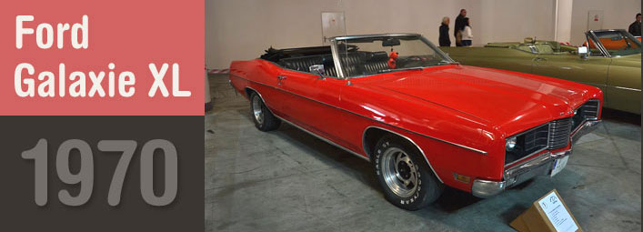 1970 Ford Galaxie